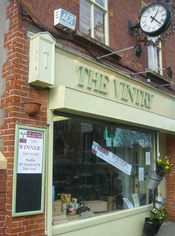 The Vintry Off-Licence